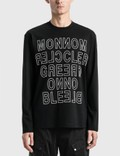Moncler Grenoble Long Sleeve T-Shirt 사진