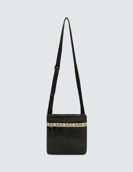 아페쎄 A.P.C. Repeat Sacoche Bag