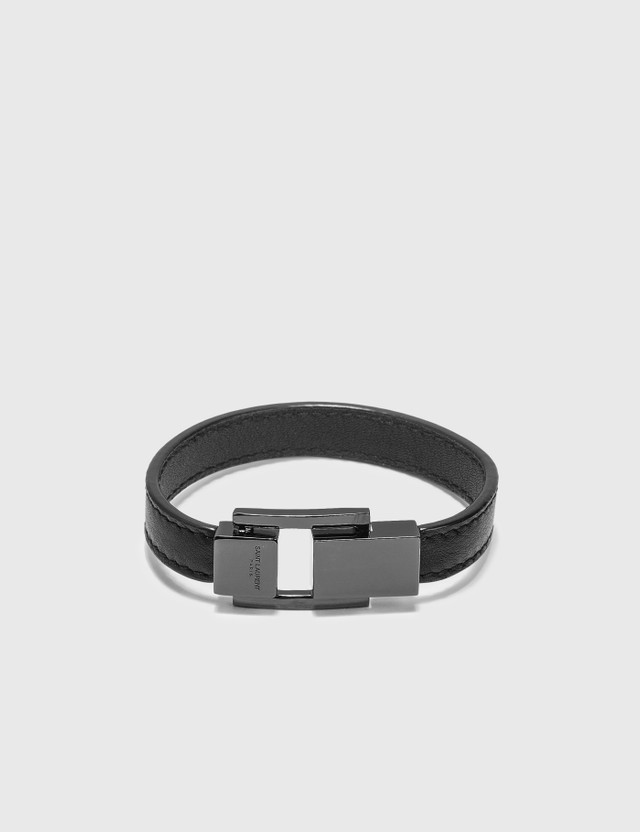 Saint Laurent Betty Bracelet Nero Men