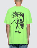 Stussy Tribeman Pig. Dyed T-Shirt Picture