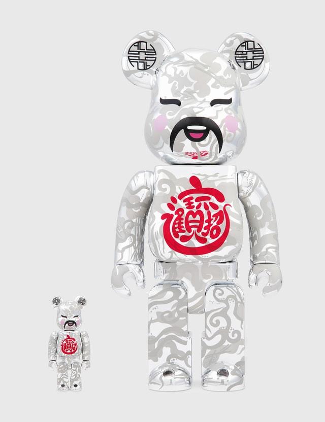 Medicom Toy Be@rbrick ACU CNY 100%&400% Set