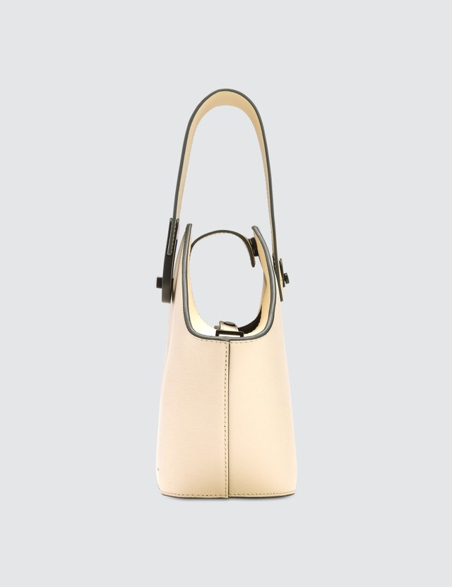 Danse Lente Mini Johnny Leather Shoulder Bag