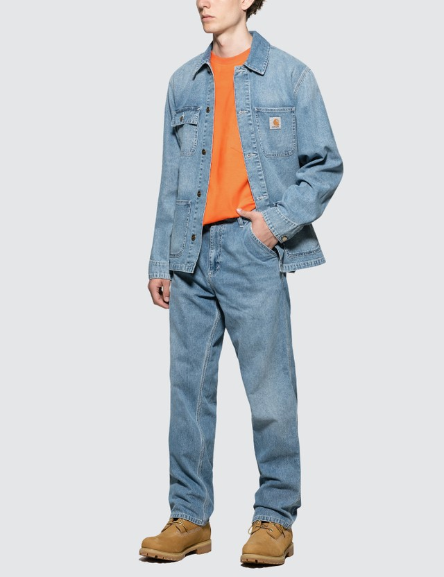 Carhartt Work In Progress 11.25oz 'Norco' Denim Michigan Coat