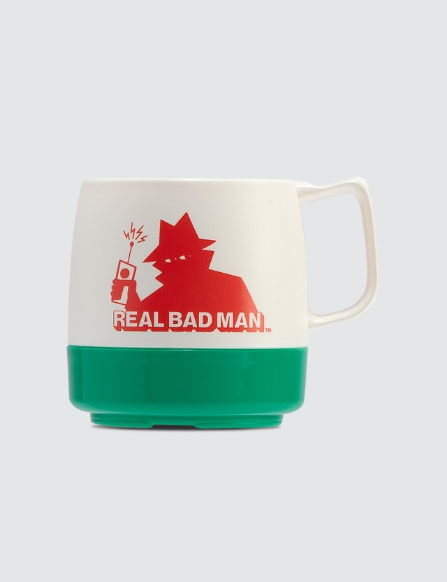 Real Bad Man Dinex Mug Set