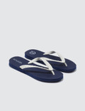 Denim By Vanquish & Fragment Beach Sandal Picutre