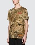 Heron Preston Camo Heron Racing T-Shirt Multicolor Men