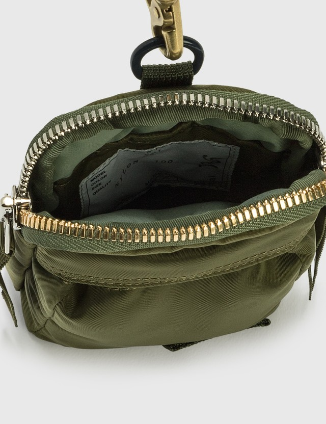 Sacai Sacai x Porter Mobile Pouch Khaki Men