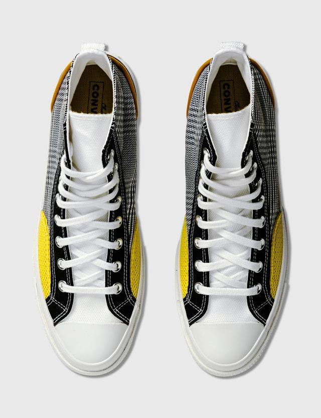Converse Chuck 70 Black/white/speed Yellow Women