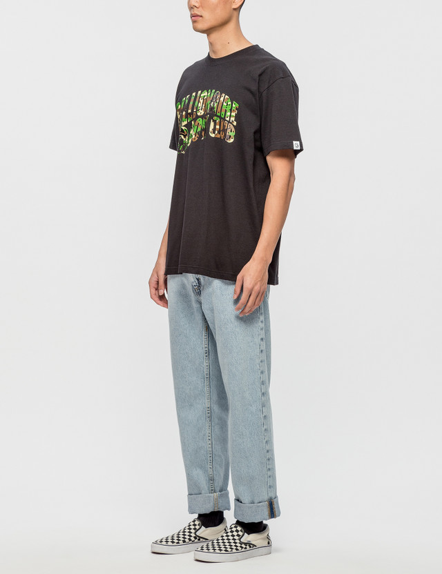 b96288d4c Billionaire Boys Club - Woodland Camo Curve T-Shirt | HBX