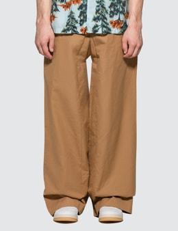 Acne Studios Wide Legged Trousers