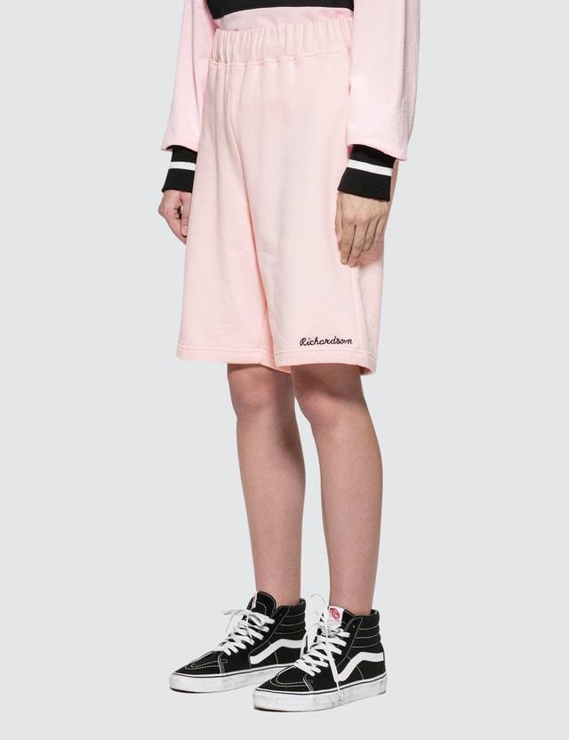 Richardson Simple Shorts Pink Women