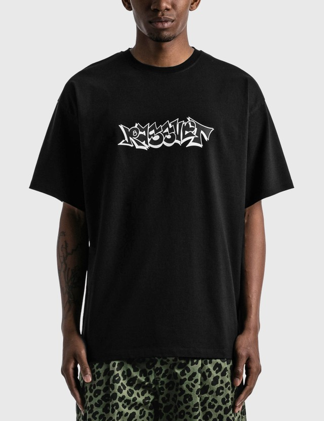 Rassvet Logo Printed T-shirt Black Men