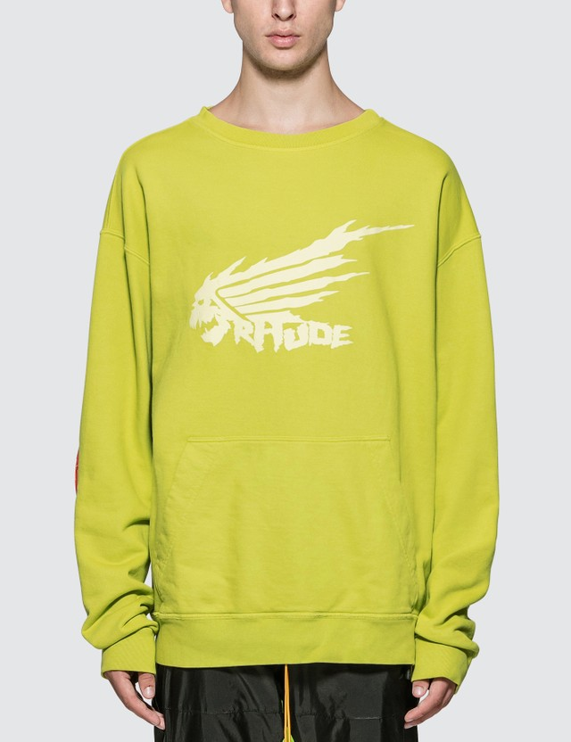 Rhude Dragon Sweatshirt
