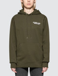 Helmut Lang Logo Hoodie Picture