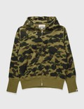 BAPE Bape Fishing Ape Camo Zip Up Picture