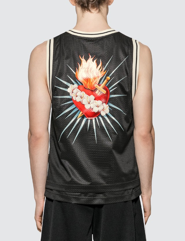 Palm Angels Sacred Heart Tank Top