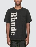 Rhude Vertical Logo Pocket T-Shirt Picture