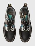Dr. Martens Dr. Martens x Jean-Michel Basquiat 1460 Boot Backhand & Black Smooth Women