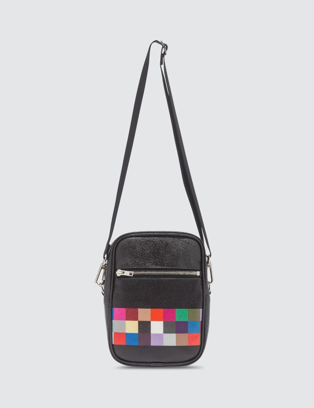 uniform experiment Color Chart PVC Small Shoulder Bag
