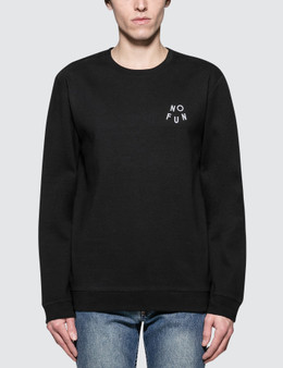 A.P.C. No Fun Sweatshirt