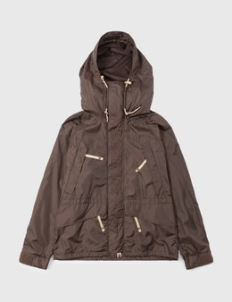 BAPE Bape Brown Windbreaker Jacket