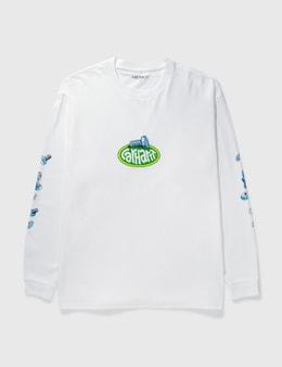 Carhartt Work In Progress Screw Long Sleeve T-shirt