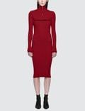 Misbhv Extacy Half-zip Dress Picture