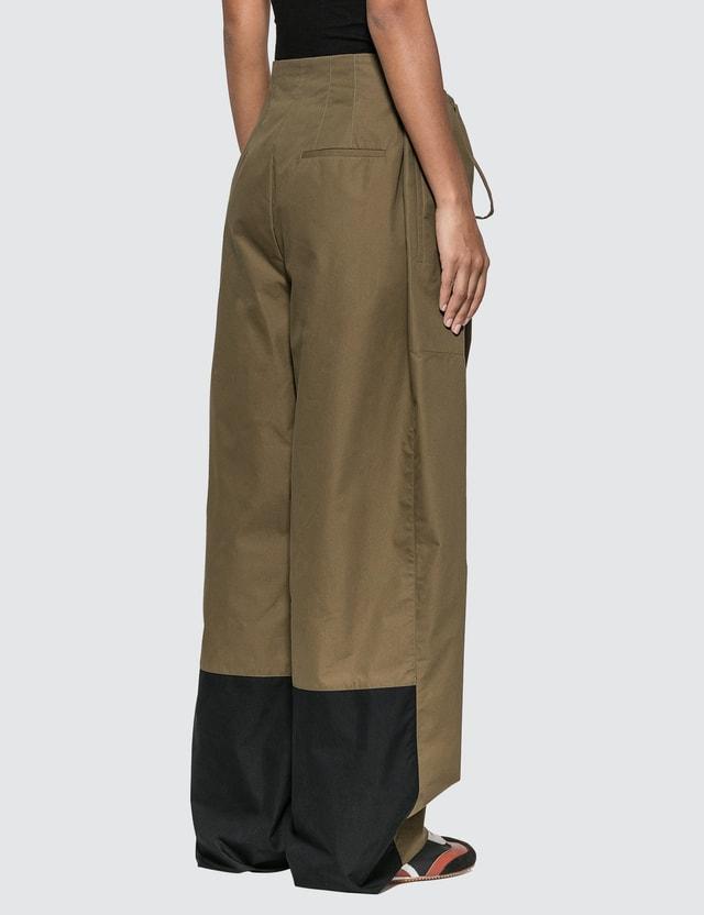 Loewe Double Waistband Trousers