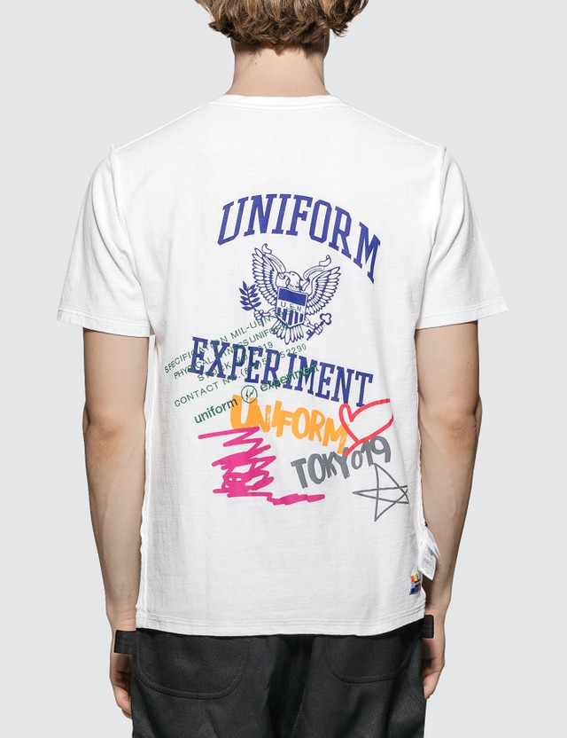 uniform experiment Reversible T-Shirt