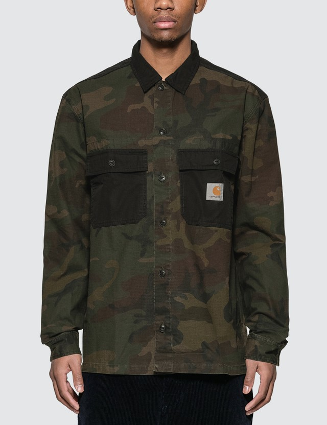 Carhartt Work In Progress Sierra Long Sleeve Shirt