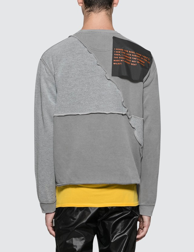 GEO Reconnected Patch Sweatshirt