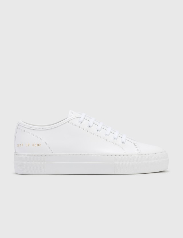 Common Projects Tournament Low Super White Women
