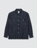 WTAPS Wtaps Denim Shirt Picture