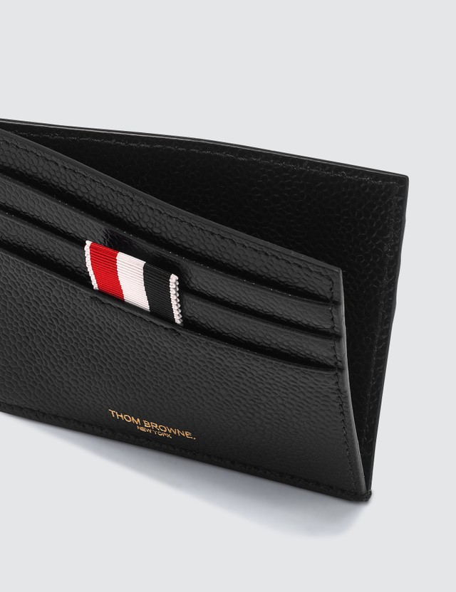 Thom Browne Double-Sided Card Holder