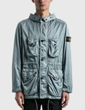 Stone Island Nylon Raso-TC Jacket Picture