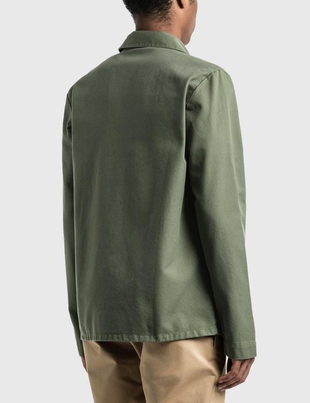 A.P.C. Kerlouan Jacket Green Men