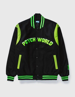 Icecream Icecream × Psychworld Varsity Jacket