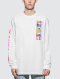 Huf Make Em Cry L/S T-Shirt Picture