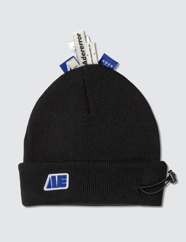 Ader Error Embroidered Logo Beanie