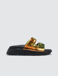 Joshua Sanders Boing Crash Holo  Sandals 사진