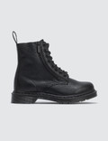 Dr. Martens 8 Eye Boots With Zip Picture