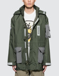Human Made Military Rain Jacket Picture