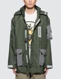 Human Made Military Rain Jacket Picutre
