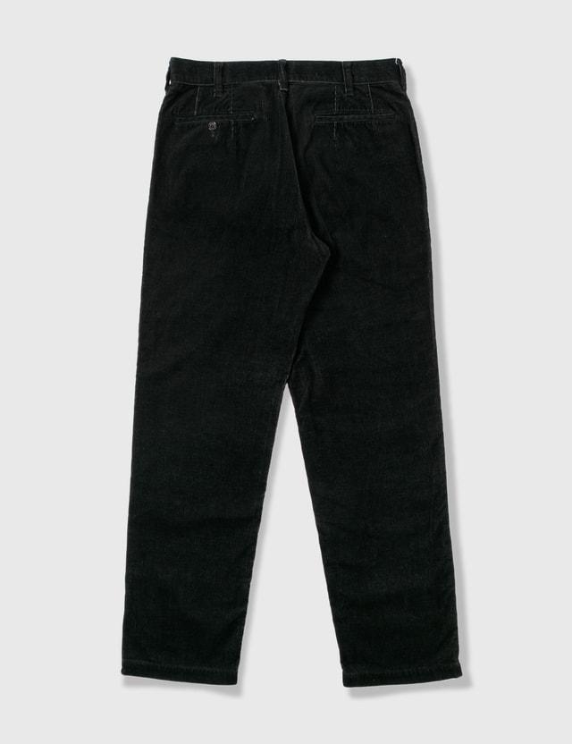 Comme des Garçons Homme Deux Comme Des Garçons Homme Deux Corduroy Pants Black Archives