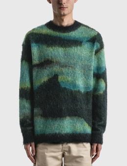 Acne Studios Klinac Knit Pullover