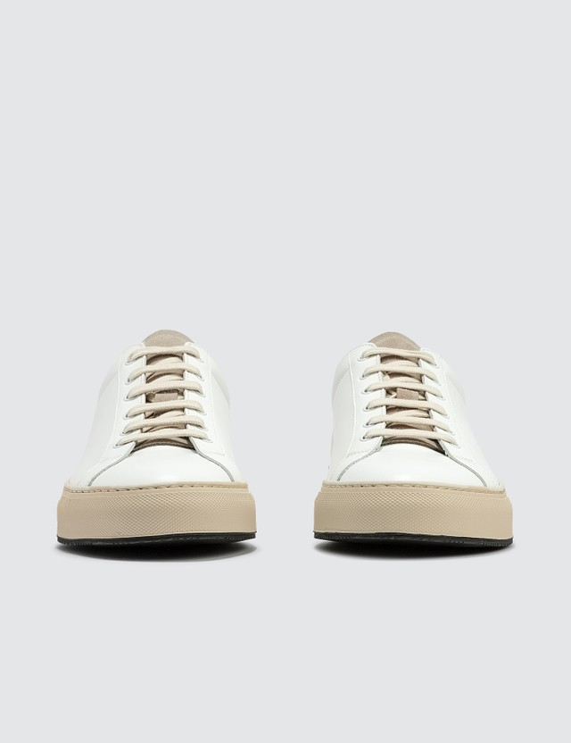 Common Projects Retro Low Special Edition