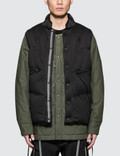 White Mountaineering Seamless Down Jacket Picture