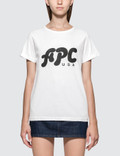 A.P.C. Nancy Short Sleeve T-shirt Picture