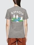RIPNDIP Flat Short Sleeve T-shirt Picture