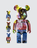 Medicom Toy Pushead Be@rbrick 100% + 400% Set Picutre